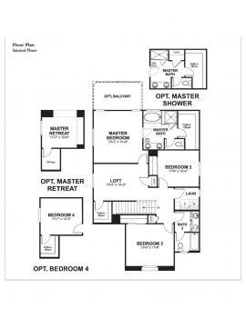 Floorplan for Lillian