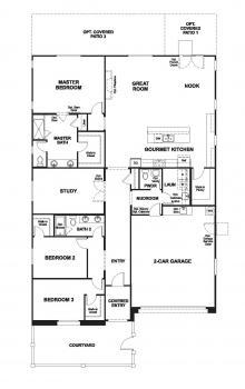 Floorplan for Timothy